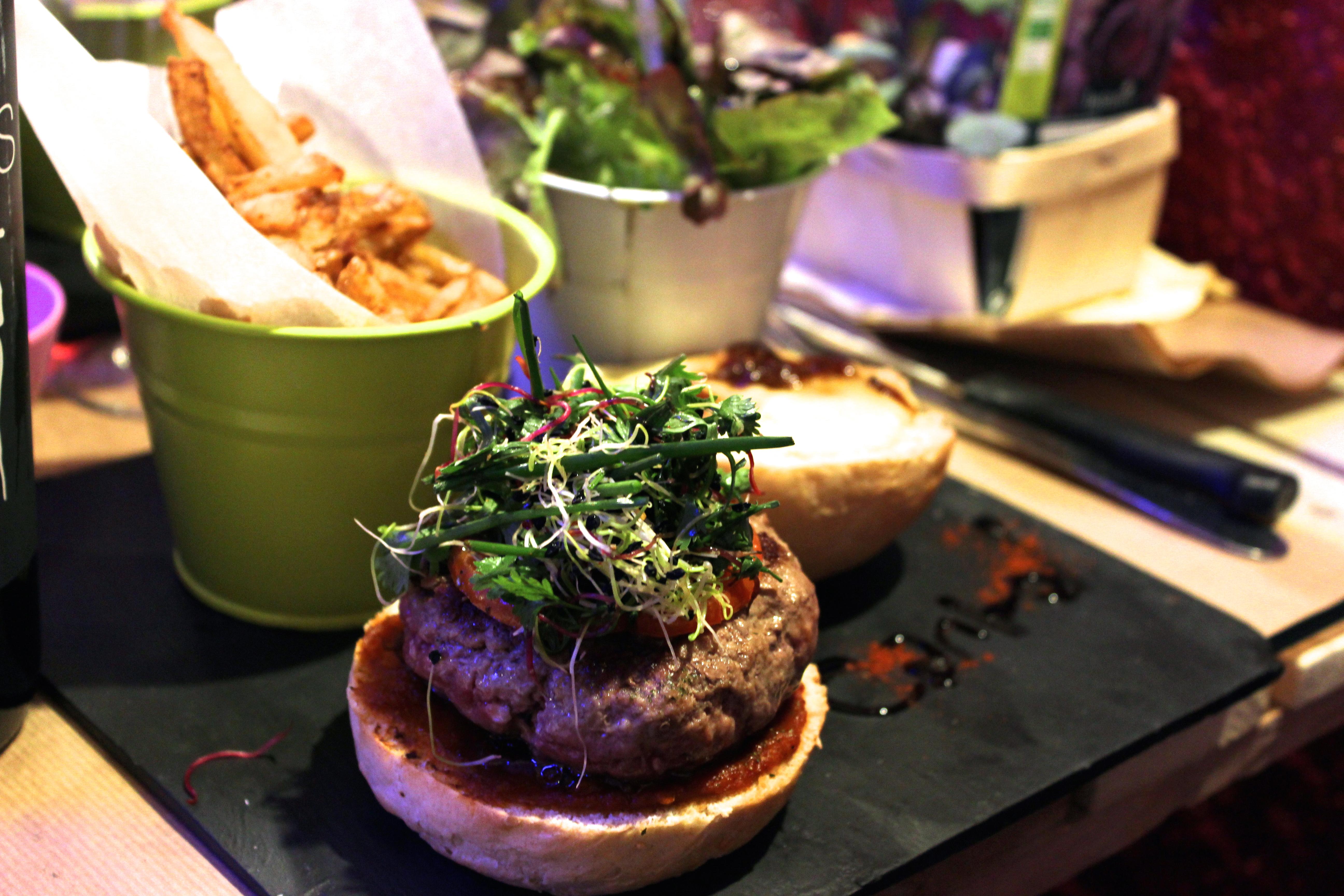 Le bourgeon burger bio montpellier tribulations d 39 ana s - Vide dressing montpellier ...