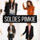 SOLDES PIMKIE