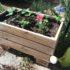 DIY - Construire sa jardinière en palettes